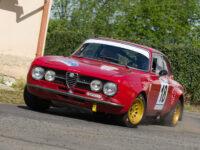 #18 Mekler László, Meklerné Mikó Edit, HUN/HUN, Scuderia Coppa Amici, Alfa Romeo 1750 GTAm, 2/C3