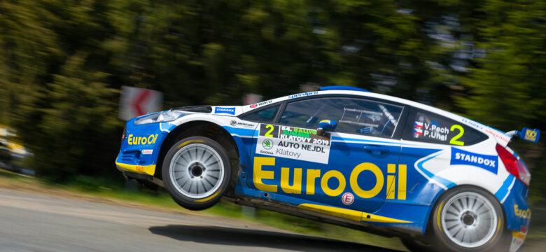 #2 Pech Václav, CZE, Uhel Petr, CZE, EuroOil-invelt team, Ford Fiesta R5 (foto: Milan Spurný)