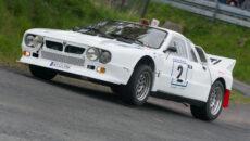 #2 Silvasti Ville, Pietiläinen Risto, FIN/FIN, Historic Rally Club Finland, Lancia 037 Rally, 4/E6, 28. Historic Vltava Rallye 2019 (foto: Milan Spurný)
