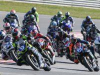 Mezinárodní německé motocyklové mistrovství IDM potěší mosteckým závodem ičeské fanoušky