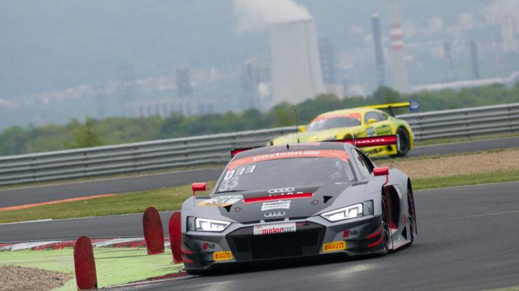 #33 Team ISR, CZE, Audi R8 LMS, Filip Salaquarda (CZE), Frank Stipper (DEU)