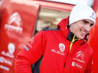 Irský jezdec Craig Breen ještě v barvách týmu Citroën Total World Rally
