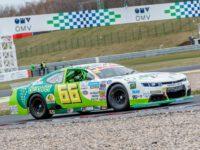 Před sezonní test NASCAR Whelen Euro Series