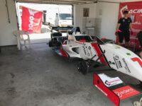 Radek Polák - formula Renault 2,0 Lutopol Racing 2019
