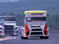 Sasha Lenz (D) Iveco - FIA Truck Racing autodrom Most by VDR