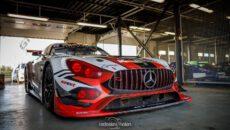 Libor Milota - Mercedes AMG GT3 by R. Holan
