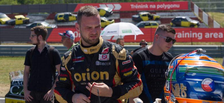 #7 Hendriks Motorsport, NLD, Doubek Martin, CZE, Ford Mustang