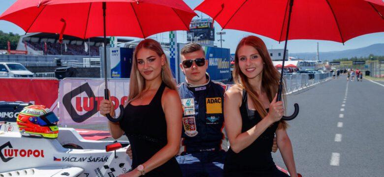 Hostesky Lutopol Racing Teamu