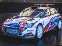 Představený nový vůz Hyundai i20 kategorie R5