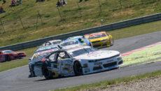 #32 Go Fas Racing, USA, Villeneuve Jacques, CAN, Chevrolet Camaro, Most (foto: Milan Spurný)