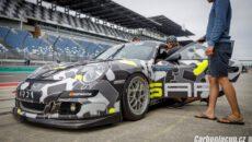 Honza Hladík Porsche GT3