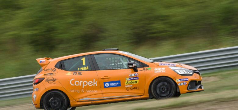 #1 Tomáš Pekař, CZE, Carpek Service, CZE, Renault Clio R.S. IV Cup