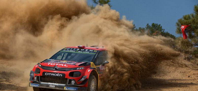 #1 Ogier – Ingrassia, Citroën Total WRT, Citroën C3 WRC (foto: Pavel Pustějovský)