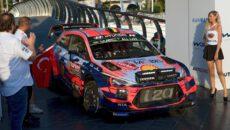 #11 Neuville – Gilsoul, BEL, Hyundai Shell Mobis WRT, Hyundai i20 Coupe WRC (foto: Pavel Pustějovský)
