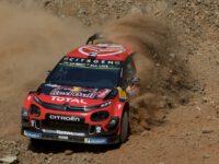 #4 Lappi – Ferm, FIN, Citroën Total WRT, Citroën C3 WRC (foto: Pavel Pustějovský)