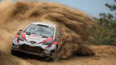 #5 Meeke – Marshall, GBR, Toyota Gazoo Racing WRT, Toyota Yaris WRC, Turecká rallye 2019 (foto: Pavel Pustějovský)