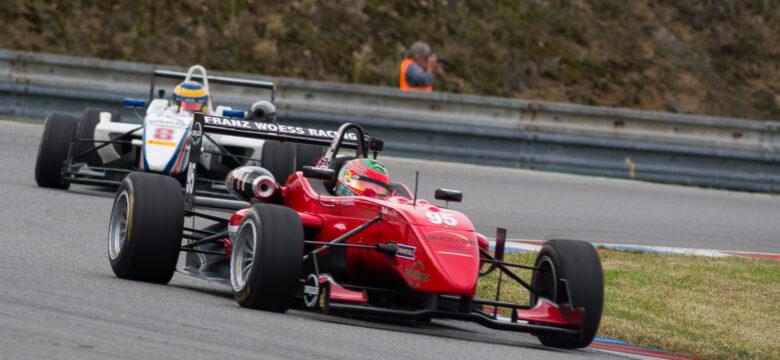 #95 Franz Wöss Racing, BECKHÄUSER Tom, D2-F3, CZE, F3 Dallara F308 Opel, Masaryk Racing Days Brno 2019 (foto: Milan Spurný)