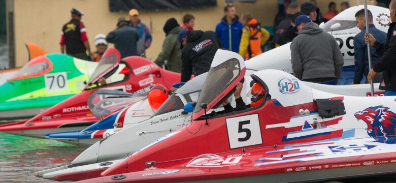 Přípravy na startu kategorie F500 – #5 Marcin Zielinski, POL, Jedovnice 2019 (foto: Milan Spurný)