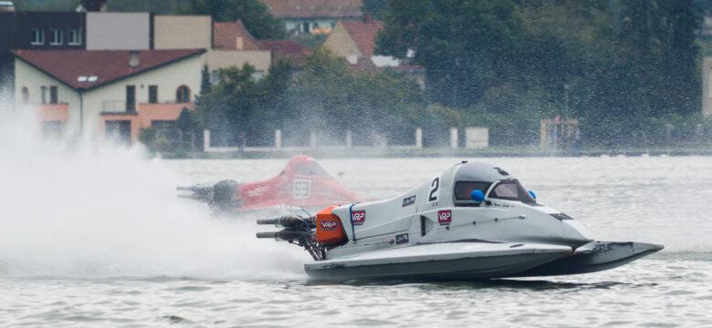 Katamarany královké kategorie mistrovství světa F500