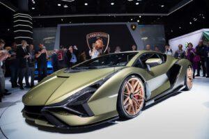 Lamborghini Sián FKP 37_IAA 2019 by H. Mösinger
