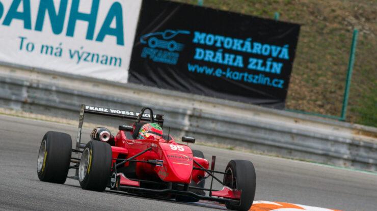 #95 Franz Wöss Racing, BECKHÄUSER Tom, D2-F3, CZE, F3 Dallara F308 Opel