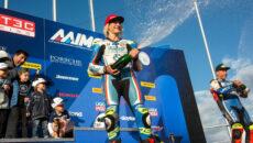 Karel Hanika šampionem Alpe Adria velitní třídě Superbike