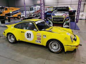 Racing Expo aGlasurit Classic Expo již potřetí