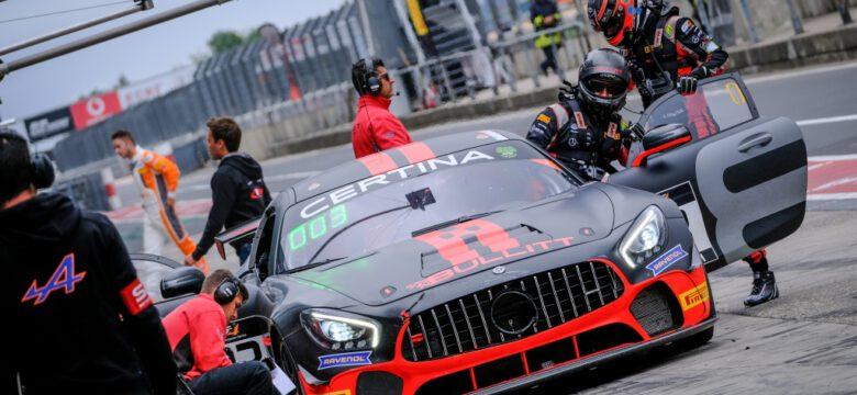 GT4 European Series – kalendář 2020