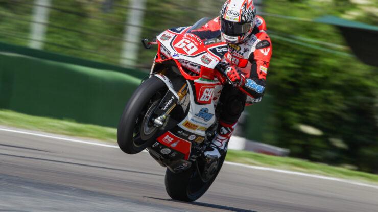 Ondřej Ježek bude posilou týmu ERC Endurance Ducati vzávodě 8HSepang vMalajsii.