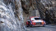 #11 Neuville–Gilsoul, BEL, Hyundai i20 Coupe WRC, Hyundai Shell Mobis WRT