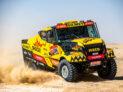 #504 Macík, Tomášek a Švanda, Iveco, Big Shock Racing