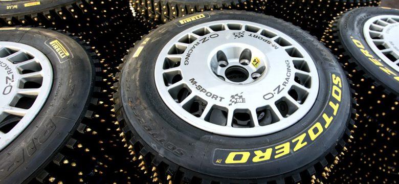 Pirelli bude dodávat pneumatik pro tovární vozy specifikace WRC a R5 (foto: Pavel Pustějovský)