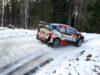 #33 Evans–Martin, GBR, Toyota Yaris WRC, Toyota Gazoo Racing, Švédská rallye 2020 (foto: Toyota Gazoo Racing WRT)