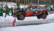 #11 Neuville Thierry – Gilsoul Nicolas, BEL, Hyundai i20 Coupe WRC, Rallye Sweden 2019 (foto: Pavel Pustějovský)