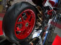 Expozice motocyklů MV Agusta, Motosalon  2020 (foto Milan Spurný)