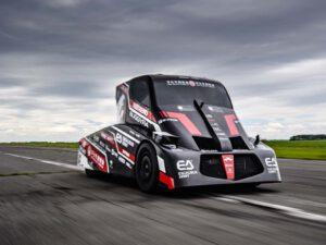 Speciál týmu Buggyra Racing, snímž Aliyyah Kolocová vytvořila nový rychlostní rekord (foto: Buggyra Racing)
