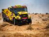 #503 Macík, Tomášek a Švanda, Iveco, Big Shock Racing, Dakar 2021 (foto: MCH Photography)