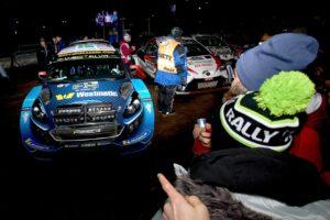 M-Sport Ford WRT, Rallye Sweden 2019 (foto: Pavel Pustějovský)